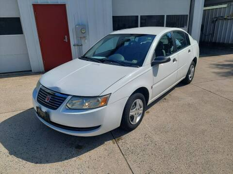 2005 Saturn Ion for sale at Lewin Yount Auto Sales in Winchester VA