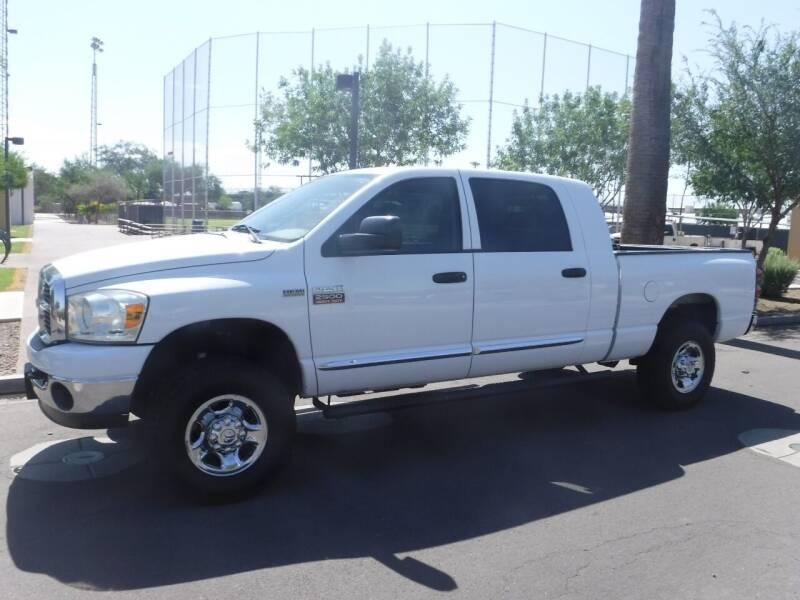 2009 Dodge Ram Pickup 2500 for sale at J & E Auto Sales in Phoenix AZ