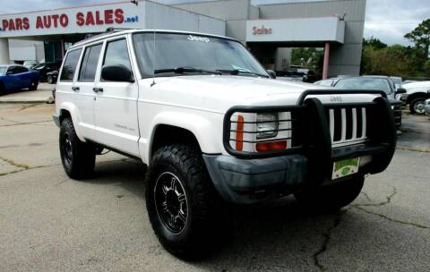1999 Jeep Cherokee for sale at Pars Auto Sales Inc in Stone Mountain GA