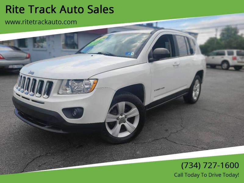 2011 Jeep Compass for sale at Rite Track Auto Sales in Wayne MI
