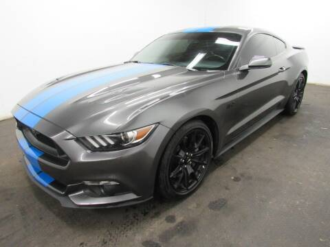 2017 Ford Mustang for sale at Automotive Connection in Fairfield OH