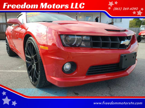 2011 Chevrolet Camaro for sale at Freedom Motors LLC in Knoxville TN
