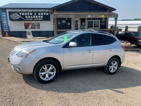 2010 Nissan Rogue for sale at TRUCK & AUTO SALVAGE in Valley City ND