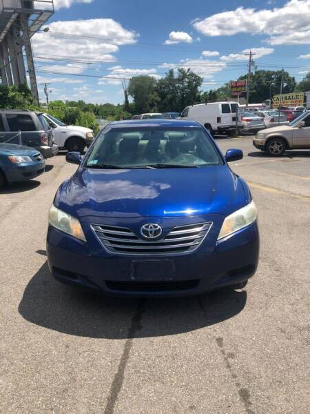 2007 Toyota Camry Hybrid for sale at Budget Auto Deal and More Services Inc in Worcester MA
