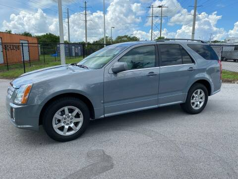 2008 Cadillac SRX for sale at Ultimate Dream Cars in Wellington FL