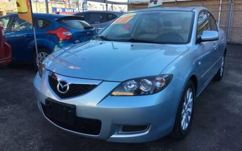 2007 Mazda MAZDA3 for sale at Jeff Auto Sales INC in Chicago IL