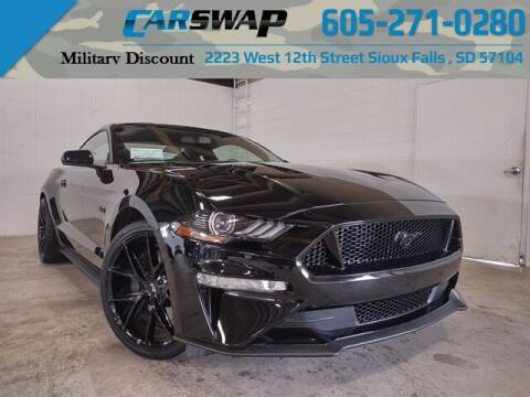 2018 Ford Mustang for sale at CarSwap in Sioux Falls SD
