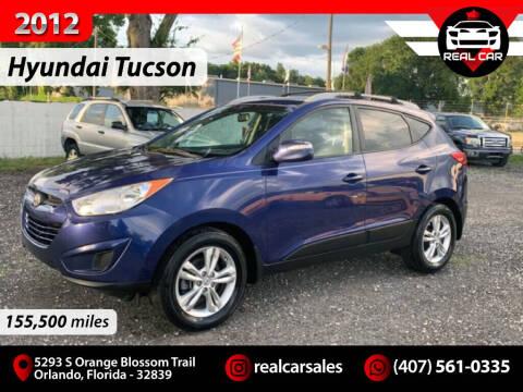 2012 Hyundai Tucson for sale at Real Car Sales in Orlando FL