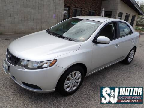 2010 Kia Forte for sale at S & J Motor Co Inc. in Merrimack NH