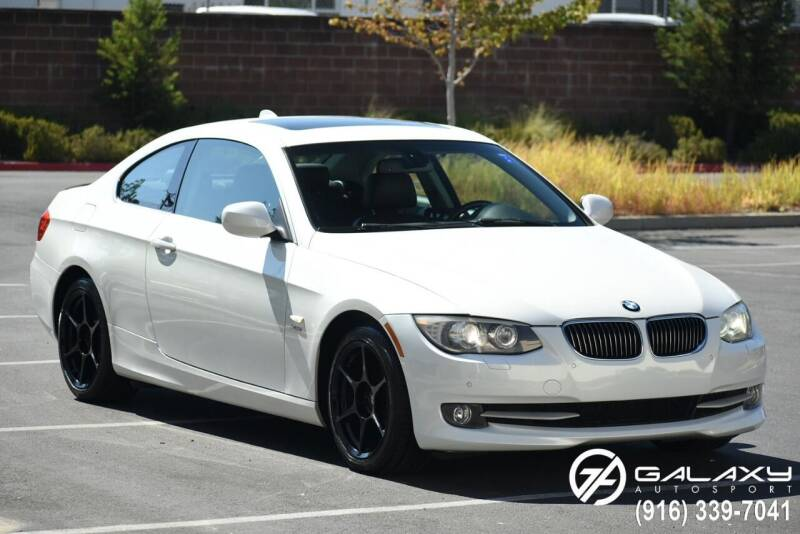 2011 BMW 3 Series for sale at Galaxy Autosport in Sacramento CA