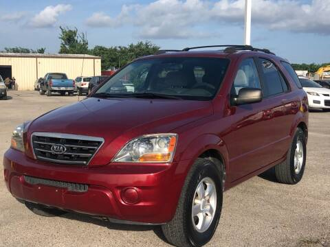 2007 Kia Sorento for sale at Mr Cars LLC in Houston TX