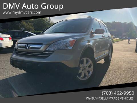 2007 Honda CR-V for sale at DMV Auto Group in Falls Church VA