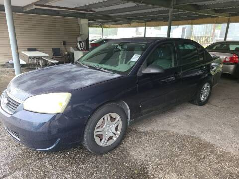 2006 Chevrolet Malibu for sale at Mott's Inc Auto in Live Oak FL