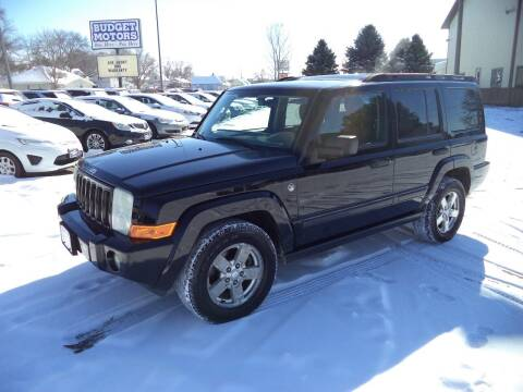 2006 Jeep Commander for sale at Budget Motors - Budget Acceptance in Sioux City IA