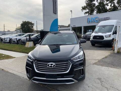 2017 Hyundai Santa Fe for sale at NYC Motorcars in Freeport NY