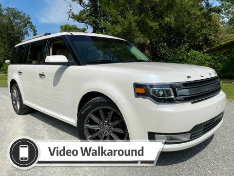 2015 Ford Flex for sale at Byron Thomas Auto Sales, Inc. in Scotland Neck NC