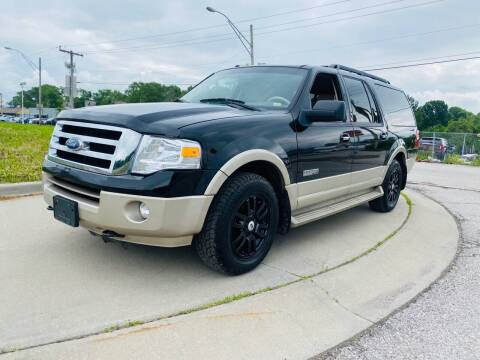 2008 Ford Expedition EL for sale at Xtreme Auto Mart LLC in Kansas City MO