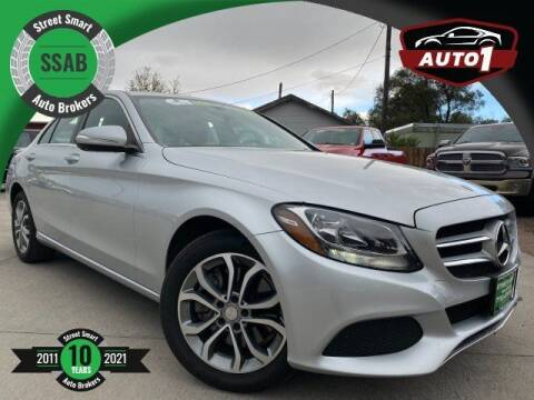 2015 Mercedes-Benz C-Class for sale at Street Smart Auto Brokers in Colorado Springs CO