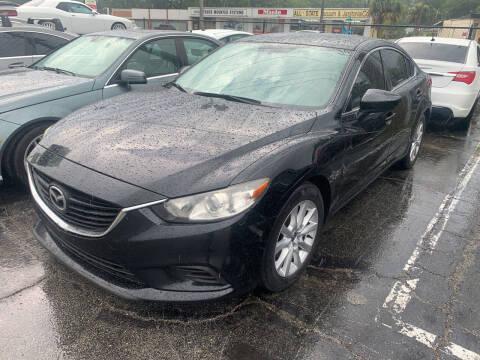 2016 Mazda MAZDA6 for sale at Castle Used Cars in Jacksonville FL