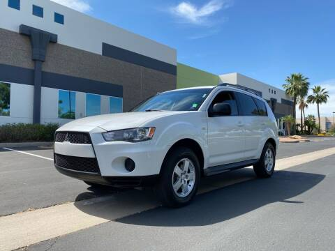 2011 Mitsubishi Outlander for sale at Autodealz in Tempe AZ