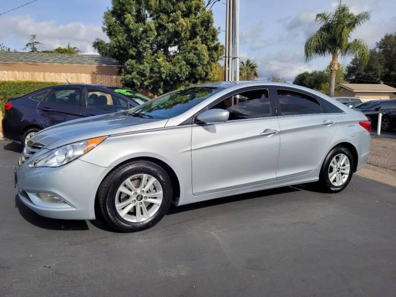 2013 Hyundai Sonata for sale at Geiman Motors in Escondido CA