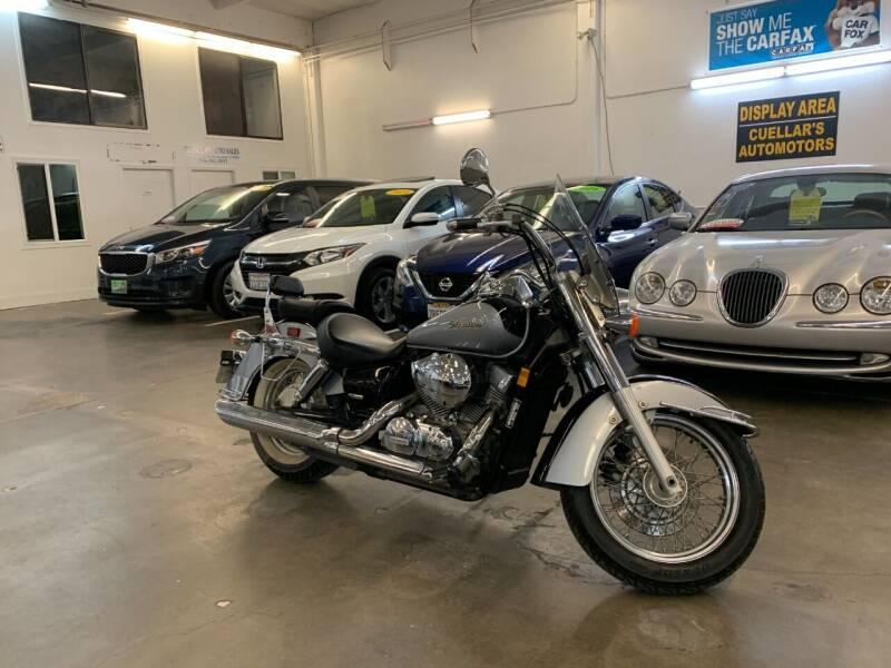 2005 Honda Shadow for sale at Cuellars Automotive in Sacramento CA