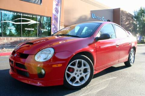 2004 Dodge Neon SRT-4 for sale at CK Motors in Murrieta CA