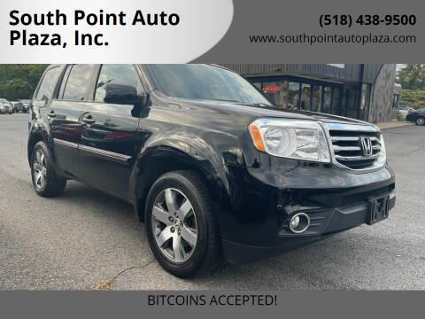 2015 Honda Pilot for sale at South Point Auto Plaza, Inc. in Albany NY