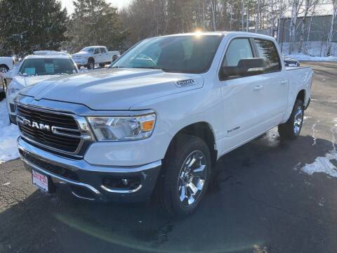 2021 RAM Ram Pickup 1500 for sale at Louisburg Garage, Inc. in Cuba City WI