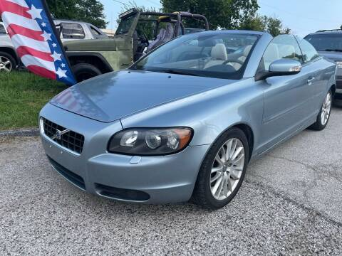 2008 Volvo C70 for sale at STL Automotive Group in O'Fallon MO