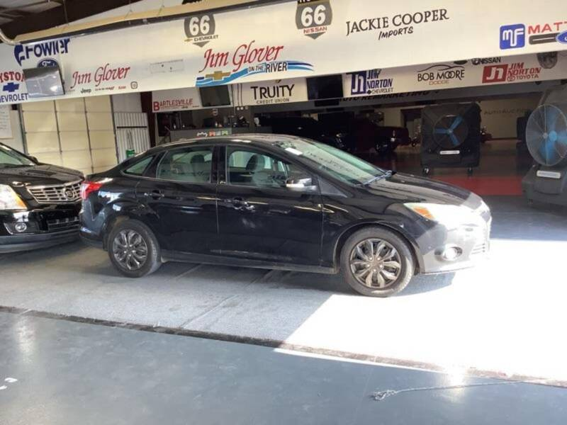 2013 Ford Focus for sale at C4 AUTO GROUP in Claremore OK