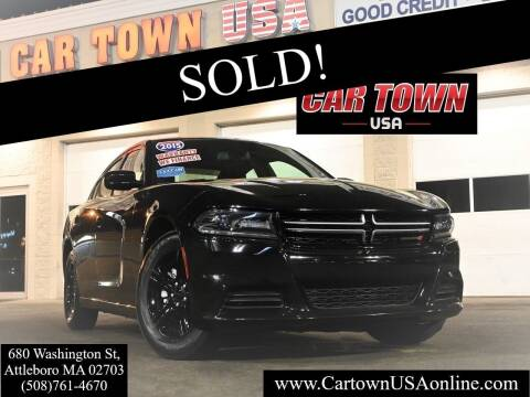 2015 Dodge Charger for sale at Car Town USA in Attleboro MA