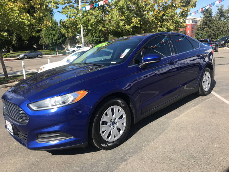 2014 Ford Fusion for sale at Autos Wholesale in Hayward CA