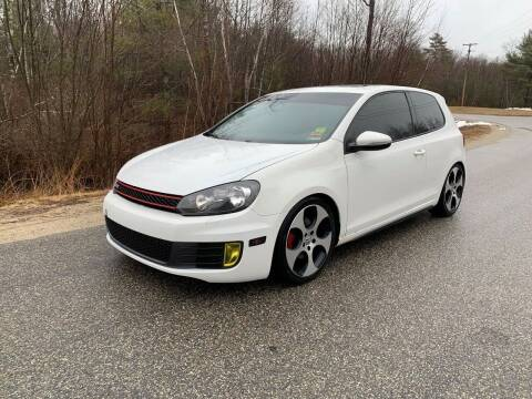 2012 Volkswagen GTI for sale at Arundel Motor Sales in Arundel ME