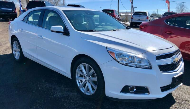 2013 Chevrolet Malibu for sale at Mayer Motors of Pennsburg in Pennsburg PA