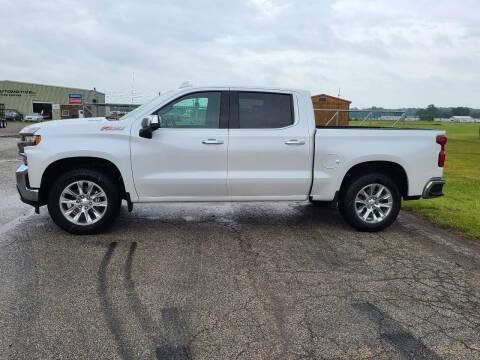 2020 Chevrolet Silverado 1500 for sale at RAP Automotive in Goshen IN