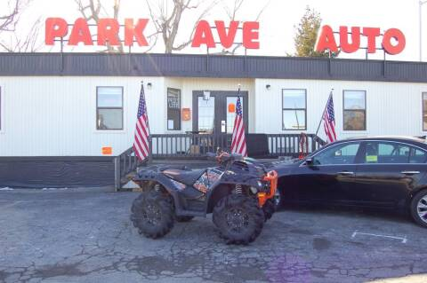 2016 POLARIS 1000 SPORTSMAN XP for sale at Park Ave Auto Inc. in Worcester MA