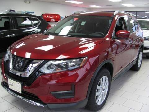 2018 Nissan Rogue for sale at Kens Auto Sales in Holyoke MA