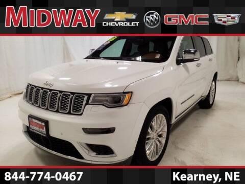 2018 Jeep Grand Cherokee for sale at Heath Phillips in Kearney NE