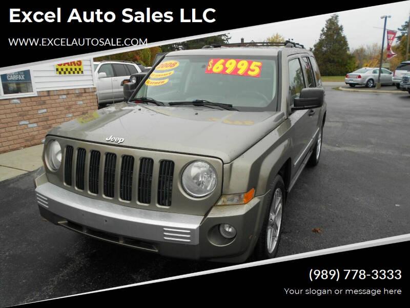 2008 Jeep Patriot for sale at Excel Auto Sales LLC in Kawkawlin MI