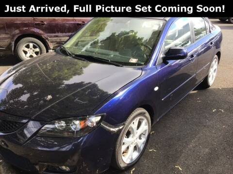 2008 Mazda MAZDA3 for sale at Royal Moore Custom Finance in Hillsboro OR