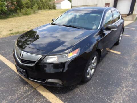 2012 Acura TL for sale at Rose Auto Sales & Motorsports Inc in McHenry IL