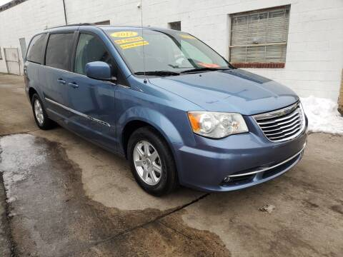 2012 Chrysler Town and Country for sale at PARK AUTO SALES in Roselle NJ