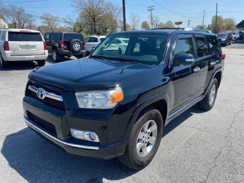 2011 Toyota 4Runner for sale at Brewster Used Cars in Anderson SC