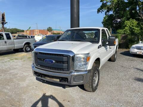2016 Ford F-250 Super Duty for sale at THE COLISEUM MOTORS in Pensacola FL