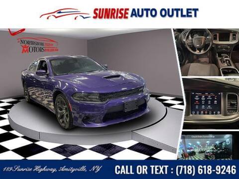 2019 Dodge Charger for sale at Sunrise Auto Outlet in Amityville NY