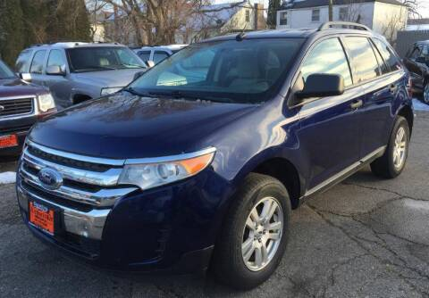 2011 Ford Edge for sale at Knowlton Motors, Inc. in Freeport IL