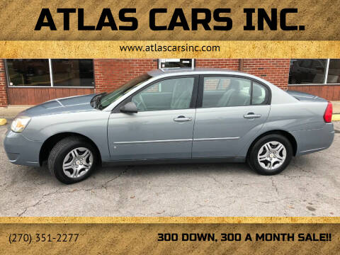 2008 Chevrolet Malibu Classic for sale at Atlas Cars Inc. in Radcliff KY
