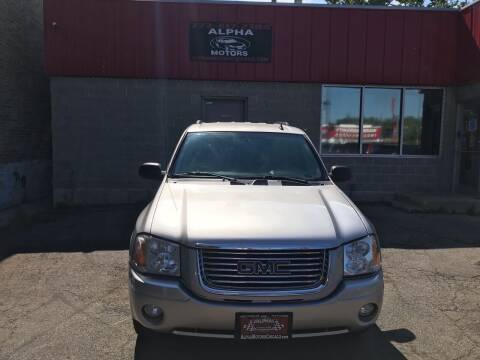 2008 GMC Envoy for sale at Alpha Motors in Chicago IL