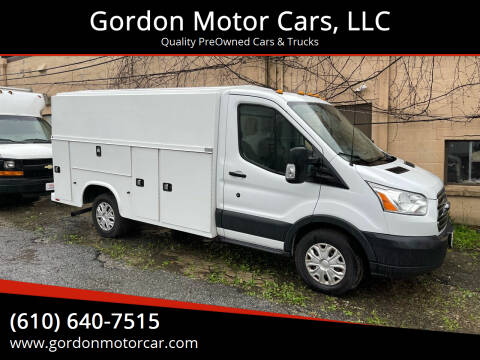 2016 Ford Transit Cutaway for sale at Gordon Motor Cars, LLC in Frazer PA